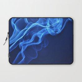 smoky blue Laptop Sleeve