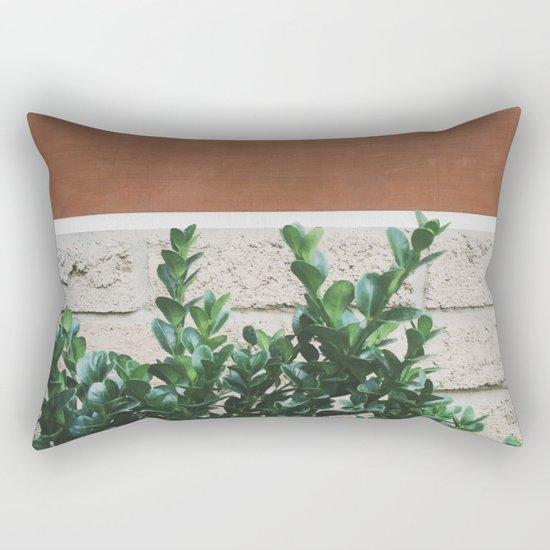 Plant + Copper #society6 #buyart #decor Rectangular Pillow