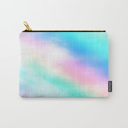 Rainbow Pastel Carry-All Pouch