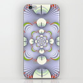 Tholian Web 5 : iPhone & iPod Skins / iPhone Cases / Stationery Cards, Art Print iPhone Skin