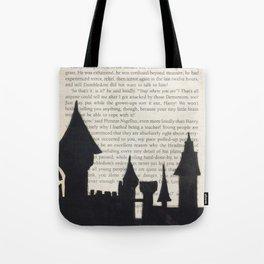 Hogwarts! Tote Bag