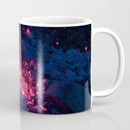 Campfire with Burning Embers Coffee Mug