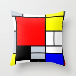 Mondrian Deko-Kissen