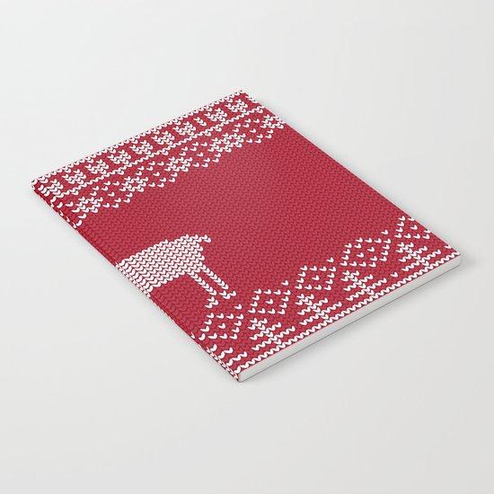 Reindeer Notebook