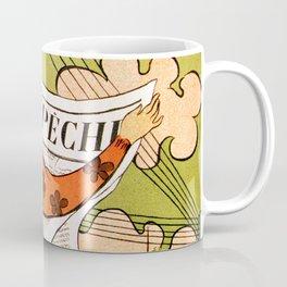 La Depeche Coffee Mug