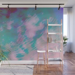 Abstract Motion Wall Mural