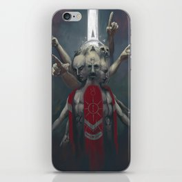 The Magus iPhone Skin