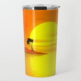 Island of the sun Travel Mug