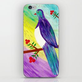 Kereru iPhone Skin