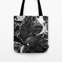 -Messengers- Tote Bag