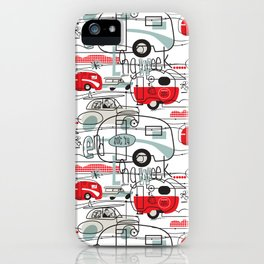 LONG WEEK END iPhone Case