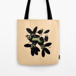 Massachusetts - State Papercut Print Tote Bag