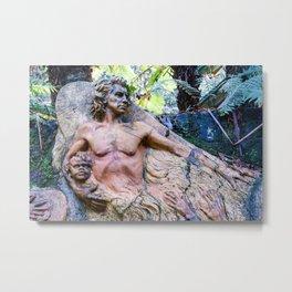 William Ricketts Sanctury, Mount Dandenong, Victoria Metal Print