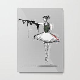 Balletressi Metal Print