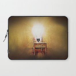 The Seat of Big Ideas Laptop Sleeve