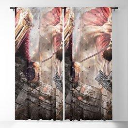 Attack on titan Shingeki no kyojin 進撃の巨人 Classic T-Shirt 14036 Blackout Curtain