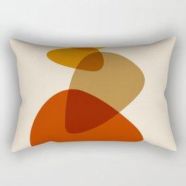 Red Rock Rectangular Pillow