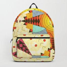 El sol canario Backpack