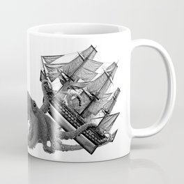 Release the Kraken Coffee Mug