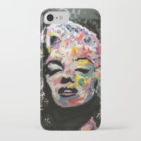 hollywood iPhone & iPod Cases featuring Hollywood by Matt Pecson
