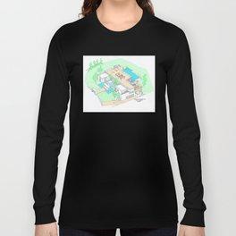 house by tereza del pilar Long Sleeve T-shirt