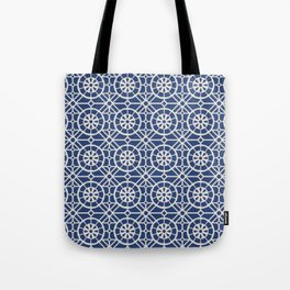 Azul Tiles (Patterns Please) Tote Bag