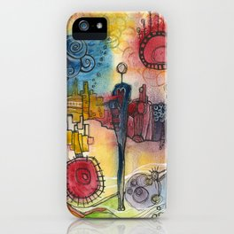 Place I Once Knew iPhone Case