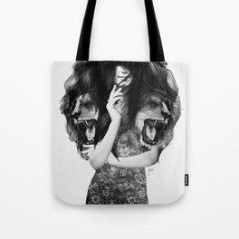 Lion #1 Tote Bag