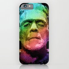 frankenstein - pop art Slim Case iPhone 6s