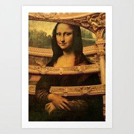 LIZA Art Print