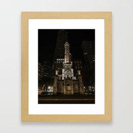 Survivor of Chicago Framed Art Print
