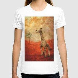Block's Great Adventure T-shirt