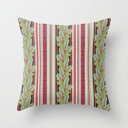 Tropical Boho  Throw Pillow