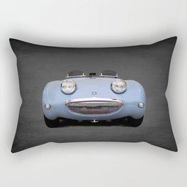 The Frogeye Sprite Rectangular Pillow