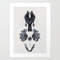 The Panoply Plate 02 Art Print