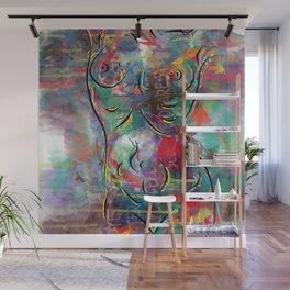all draping  Wall Mural