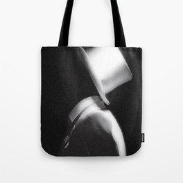Black Man (In American Today) Portrait Tote Bag