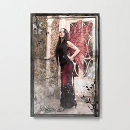 Karolina Fairy Metal Print