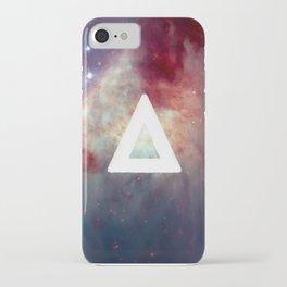 Bastille Galaxy Triangle iPhone Case