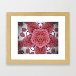 Blossom k5 Framed Art Print