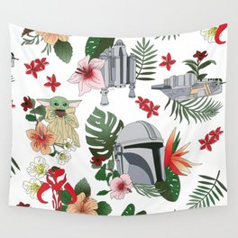 """""""This is the Lei - Mandalorian"""" by Josh Ln Wall Tapestry"""