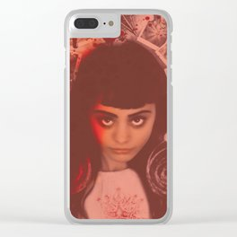 The Book of Birdie - Official - Pink Clear iPhone Case