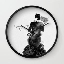 Its beautiful loving you. Wall Clock