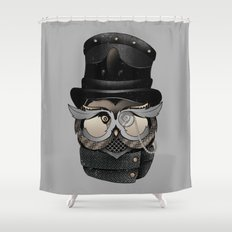 Dr. Who Shower Curtain