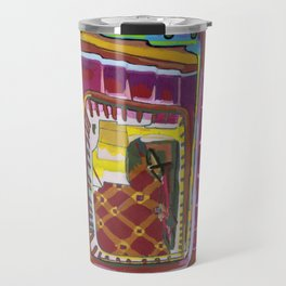 Stairs up to the Attic 1999 Travel Mug