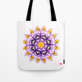 Interconnection 8:2:16 Tote Bag
