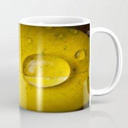 Yellow drop Coffee Mug