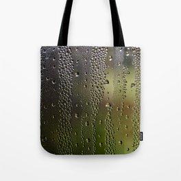 Droplet Landscape I Tote Bag