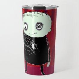 Heroine Protagonist Travel Mug