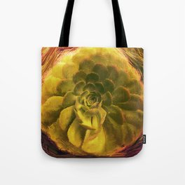 Dusucculent Tote Bag